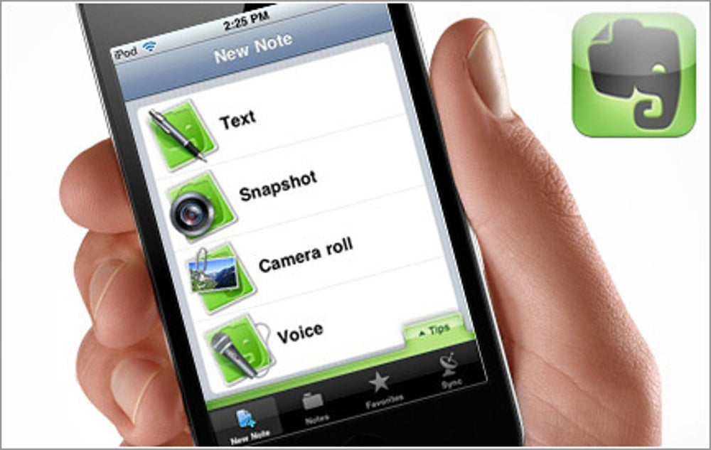 App: Evernote