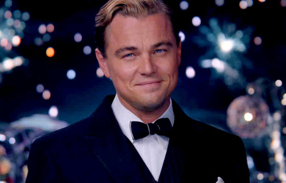 Jay Gatsby, 'The Great Gatsby' (novel and film)