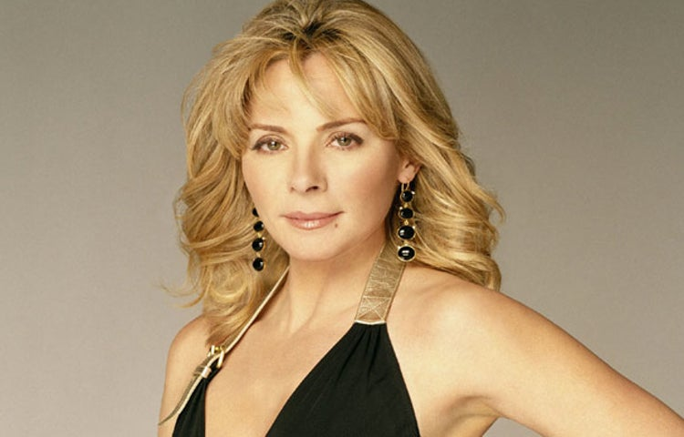 samantha jones on sex and the city cancer in Chicago