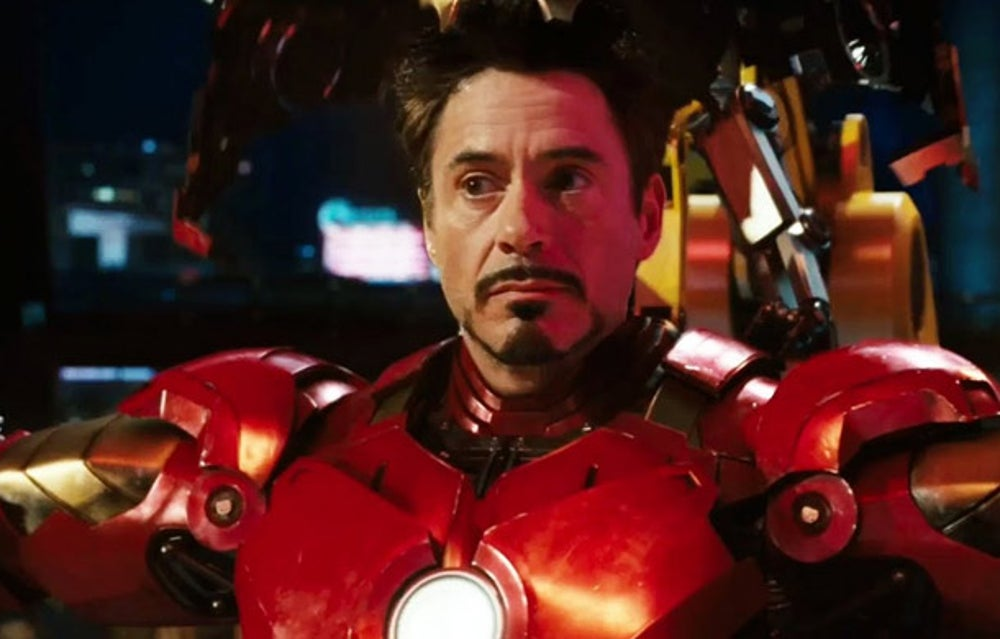Tony Stark, Iron Man (comics and film)