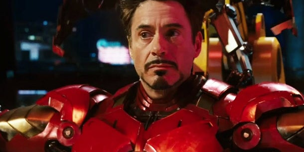 Tony Stark, Iron Man (comics and film)