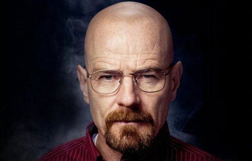 Walter White, 'Breaking Bad' (TV)