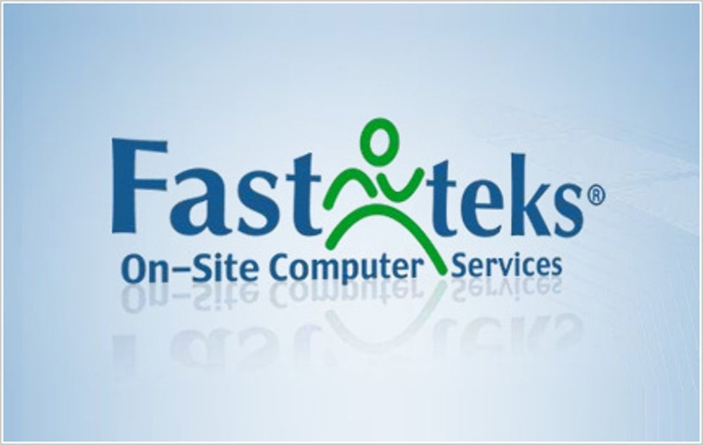 No. 1: Fast-teks On-site Computer Services