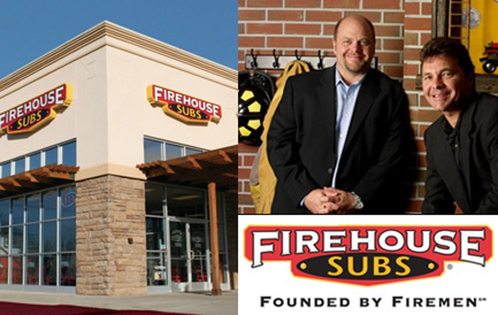 6. Firehouse Subs