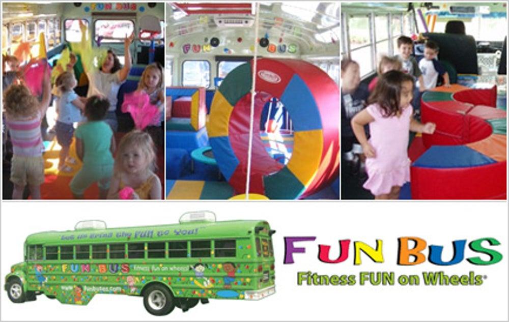 Fun Bus Fitness Fun on Wheels