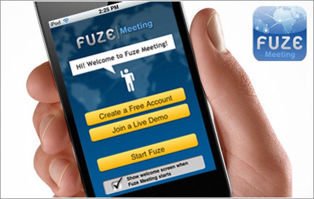 App: Fuze Meeting