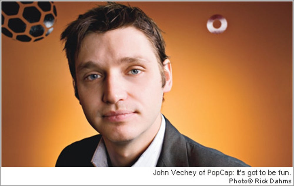 John Vechey