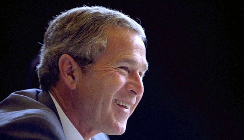 George W. Bush, Invested in Texas Rangers