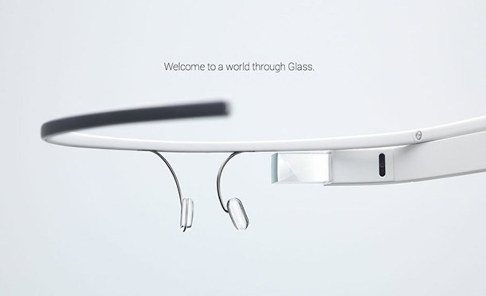 Google Glass is sleek.