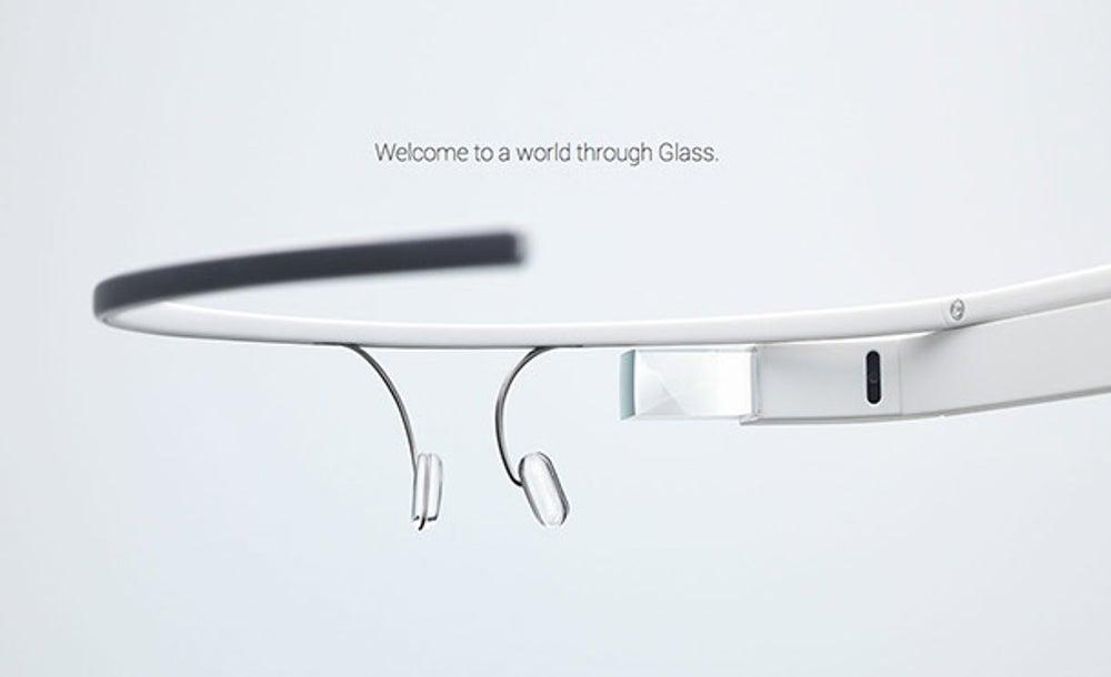 Google Glass is sleek.