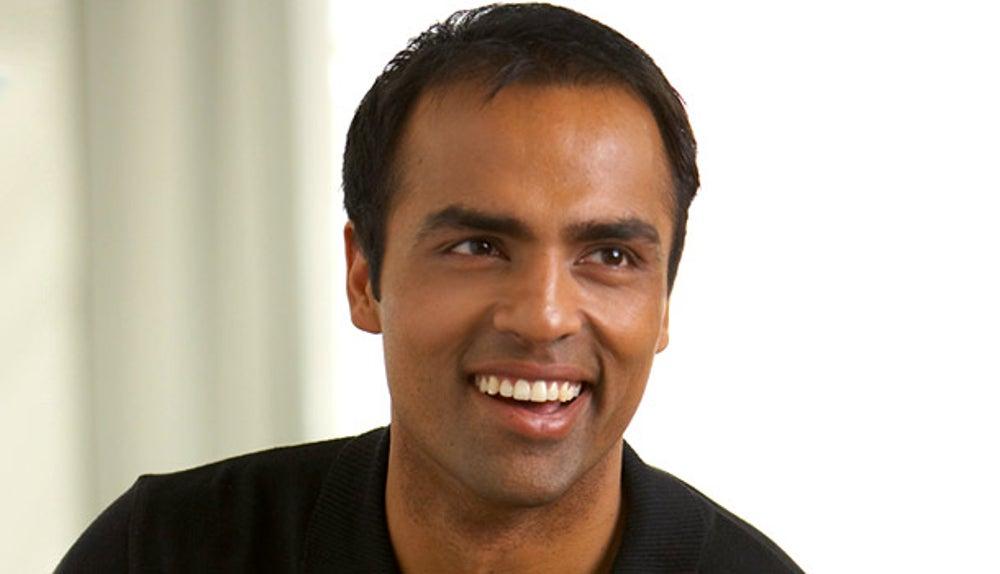 Gurbaksh Chahal, Serial Entrepreneur and RadiumOne Founder