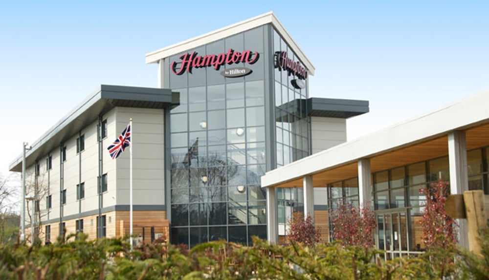 No. 1   Hampton Hotels
