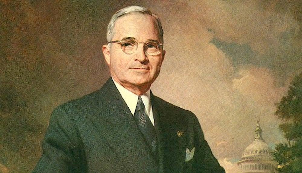 Harry Truman, Opened Men's Clothing Store