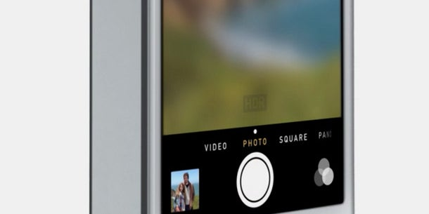 When shooting a video, you can now pinch to zoom.