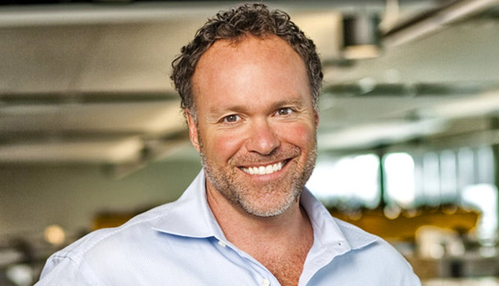 HomeAway Co-Founder Brian Sharples