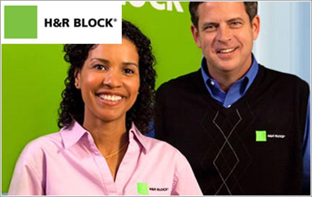 #6: H & R Block