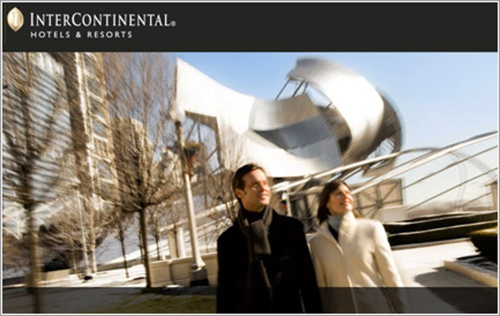 #5: InterContinental Hotels Group