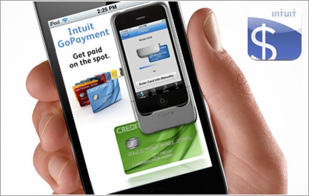 App: Intuit GoPayment