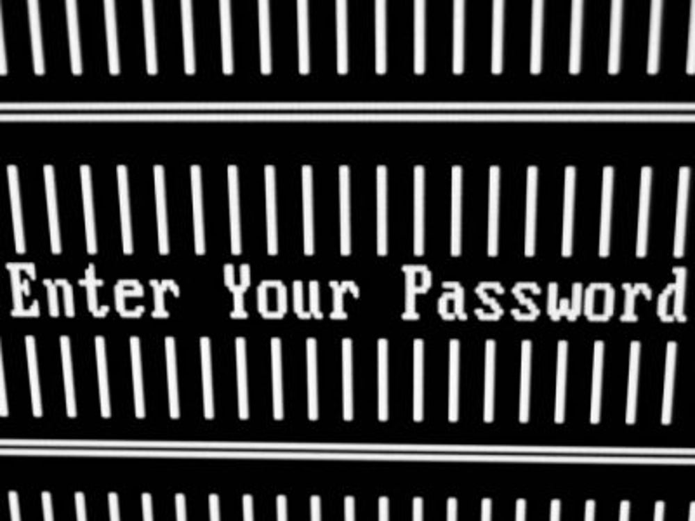 Invent a system to generate new passwords