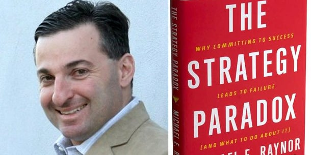 Jay Turo: 'The Strategy Paradox' by Michael Raynor