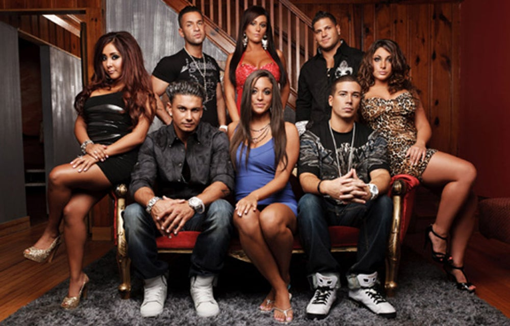 'Jersey Shore' : Seaside Heights, N.J.