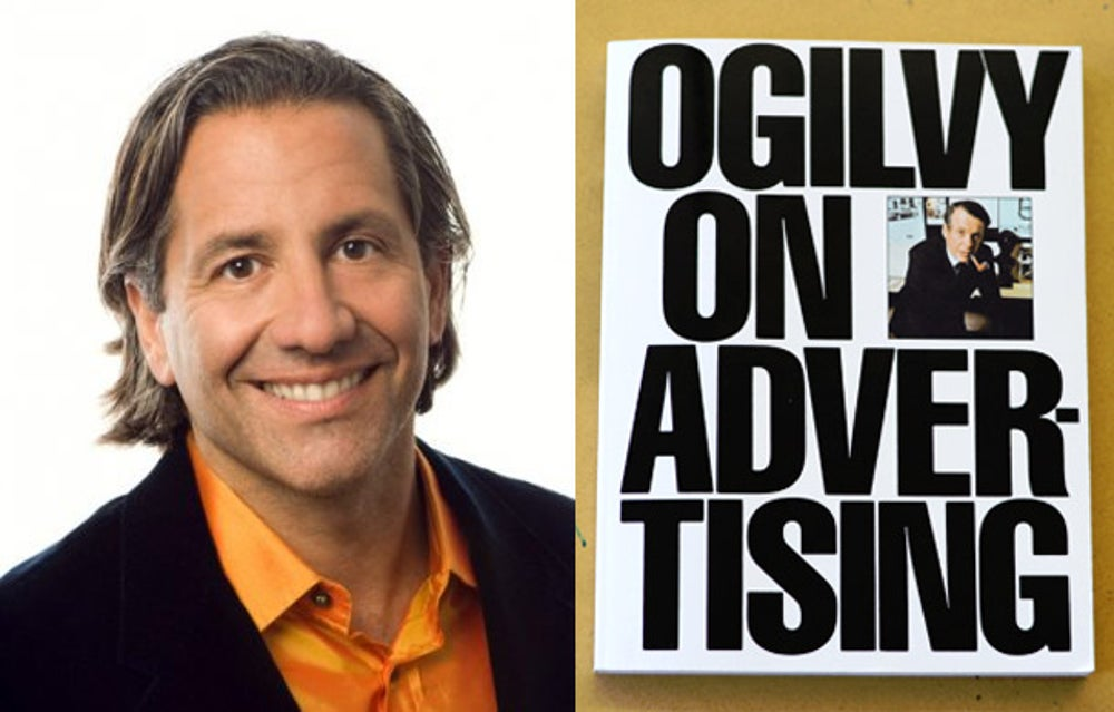 Jim Joseph: 'Ogilvy on Advertising' by David Ogilvy