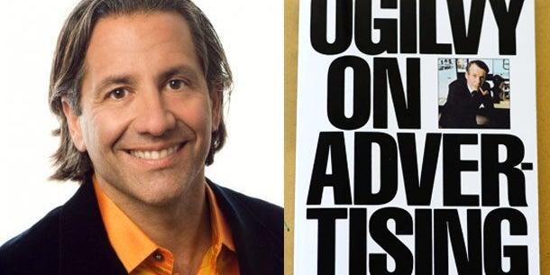Jim Joseph: 'Ogilvy on Advertising' by David Ogilvy
