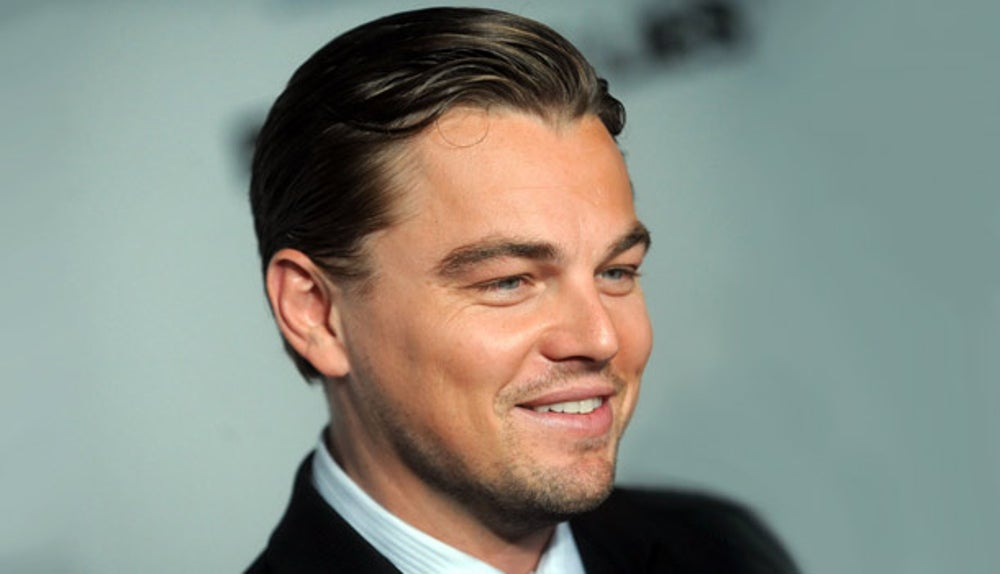 2. Leonardo DiCaprio