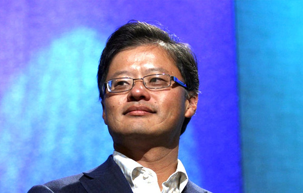 Jerry Yang, co-founder of Yahoo!