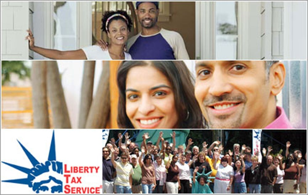 #3: Liberty Tax Service