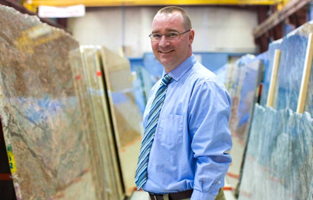 MAINE: Matt Qualey, President Granite & Stone Fabrication