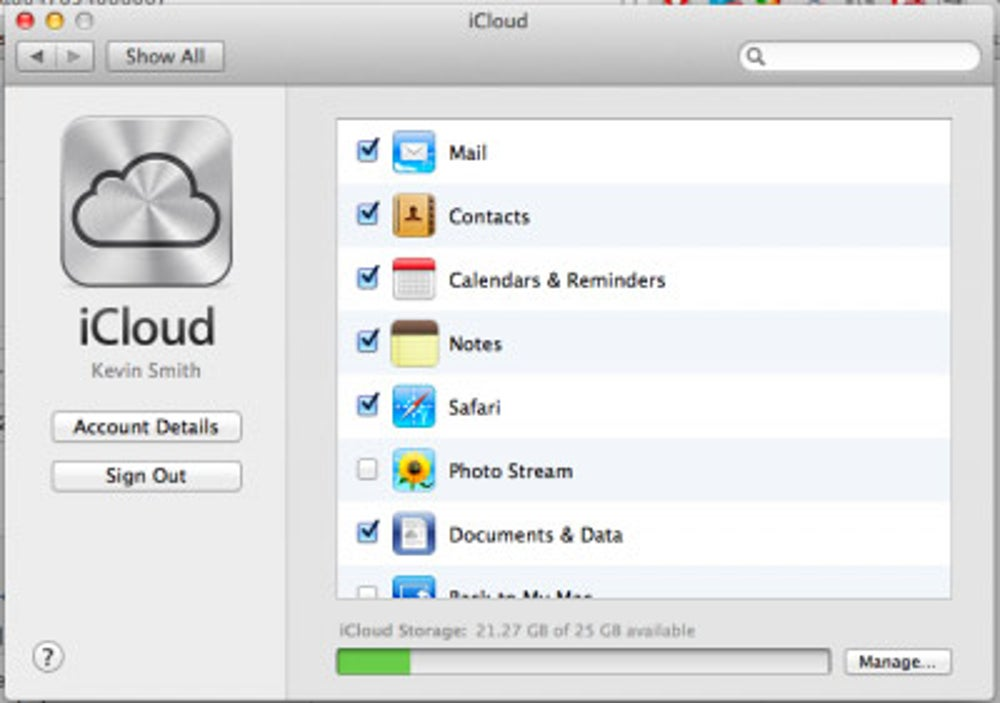 Make sure iCloud is activated on all of your devices.