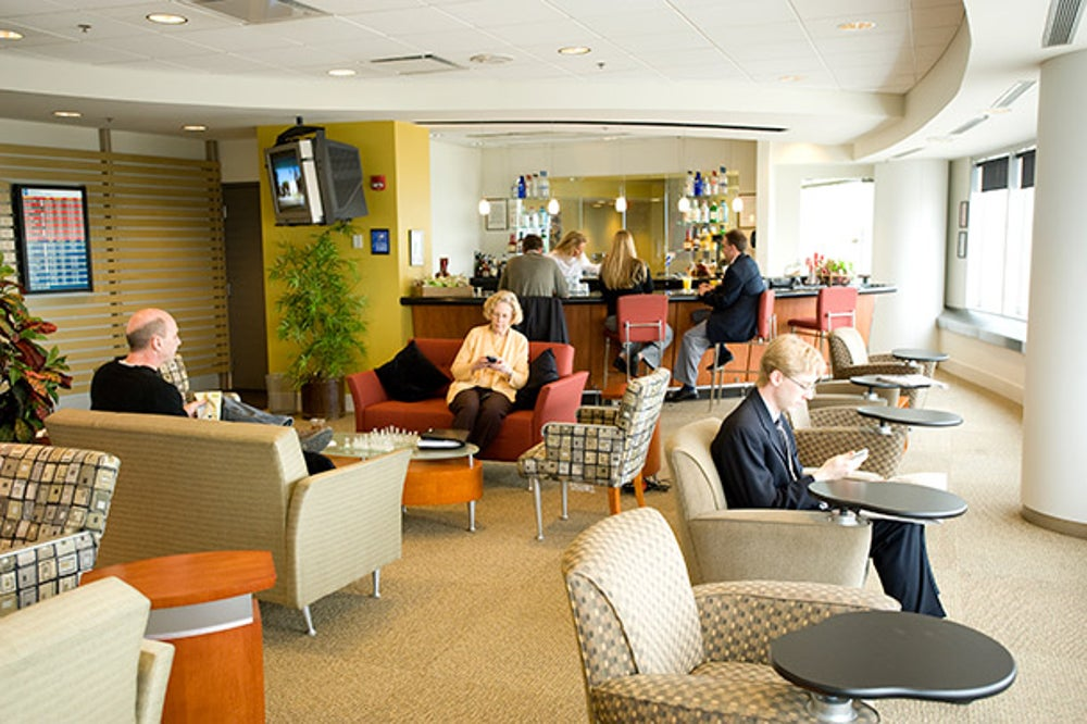 Altitude: A Traveler's Club, Louisville International Airport, Ky.