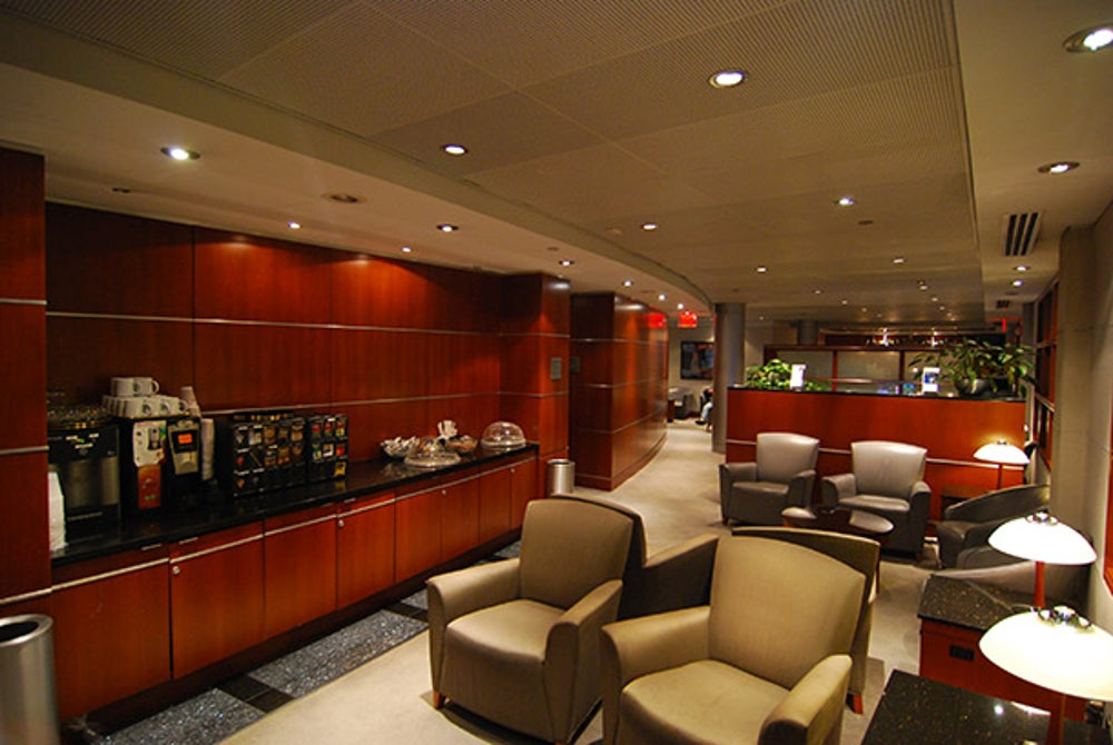 The Club at RDU, Raleigh-Durham International Airport, N.C.