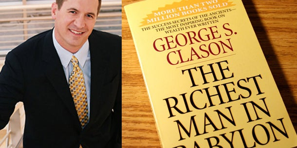 Mark J. Kohler: 'Richest Man in Babylon' by George Clason
