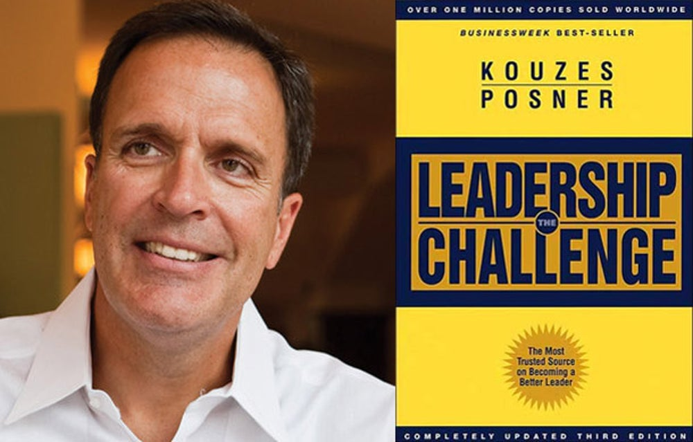 Mark Sanborn: 'The Leadership Challenge' by James Kouzes and Barry Posner