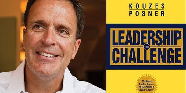 Mark Sanborn: 'The Leadership Challenge' by James Kouzes and Barry Posner