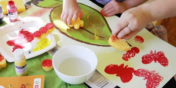 Crafts and toys for kids