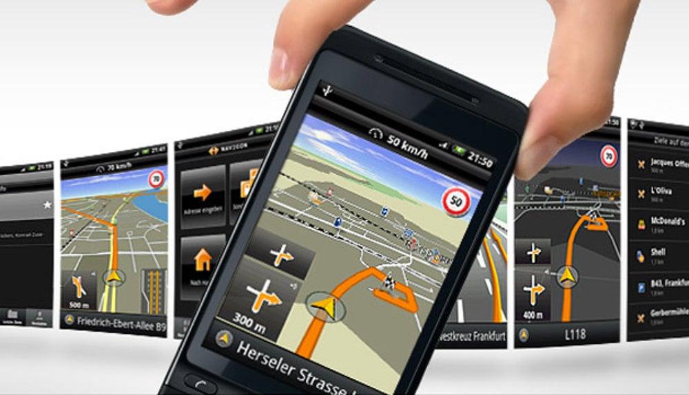 Navigon Mobile-Navigator for iPhone, Android and Windows Phone