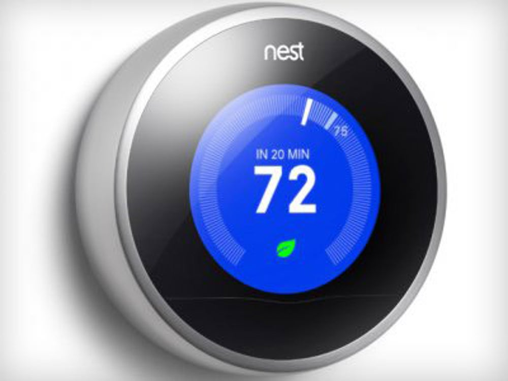 Nest 2.0 is a smart thermostat that controls your home's temperature automatically