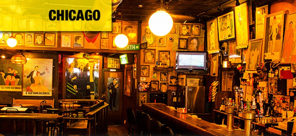 Best Chicago bar... to get business gossip