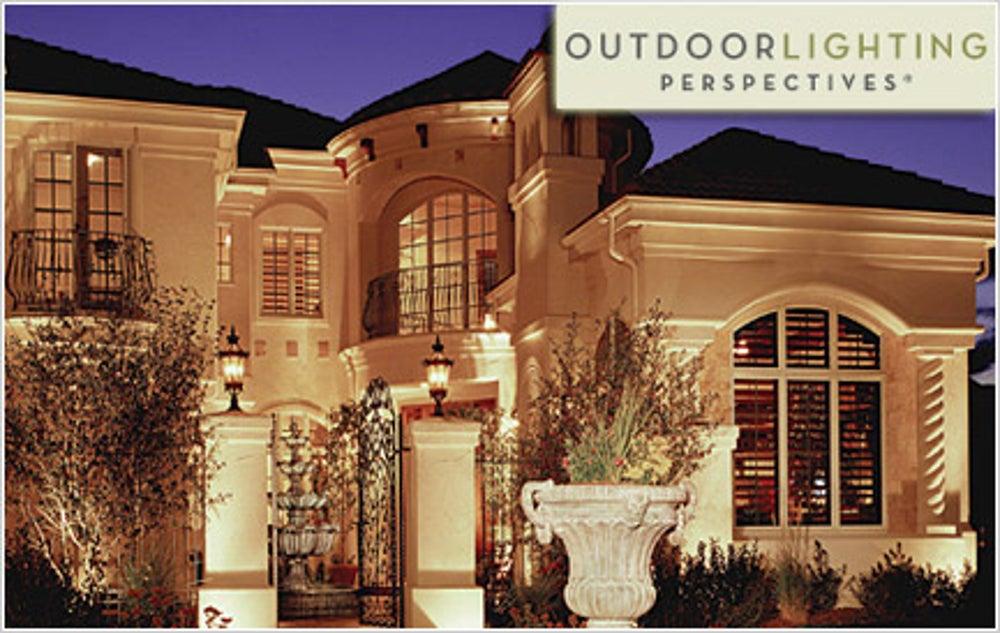 #8 Outdoor Lighting Perspectives