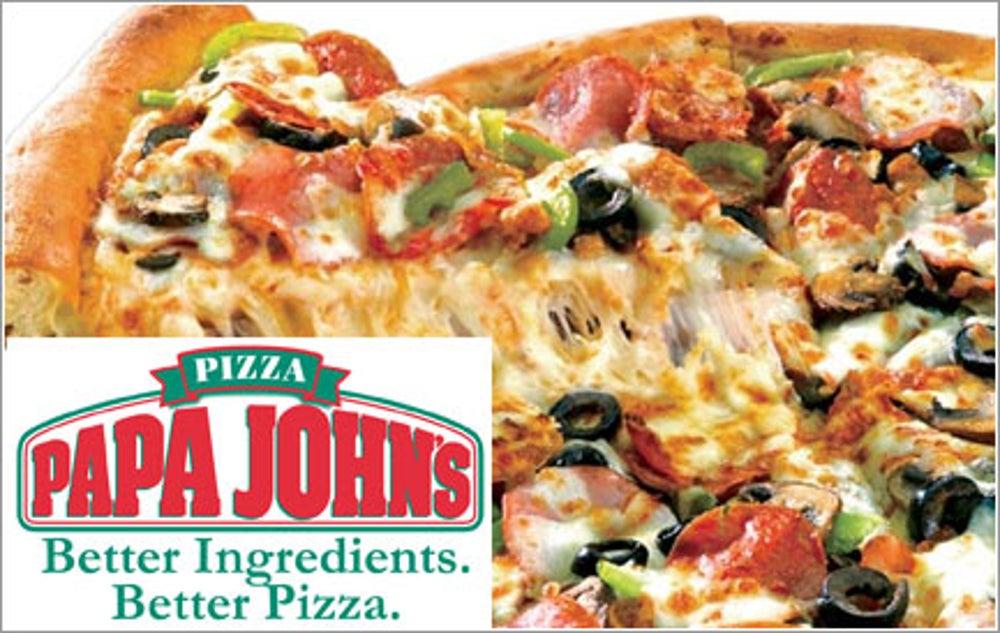 #10: Papa John's