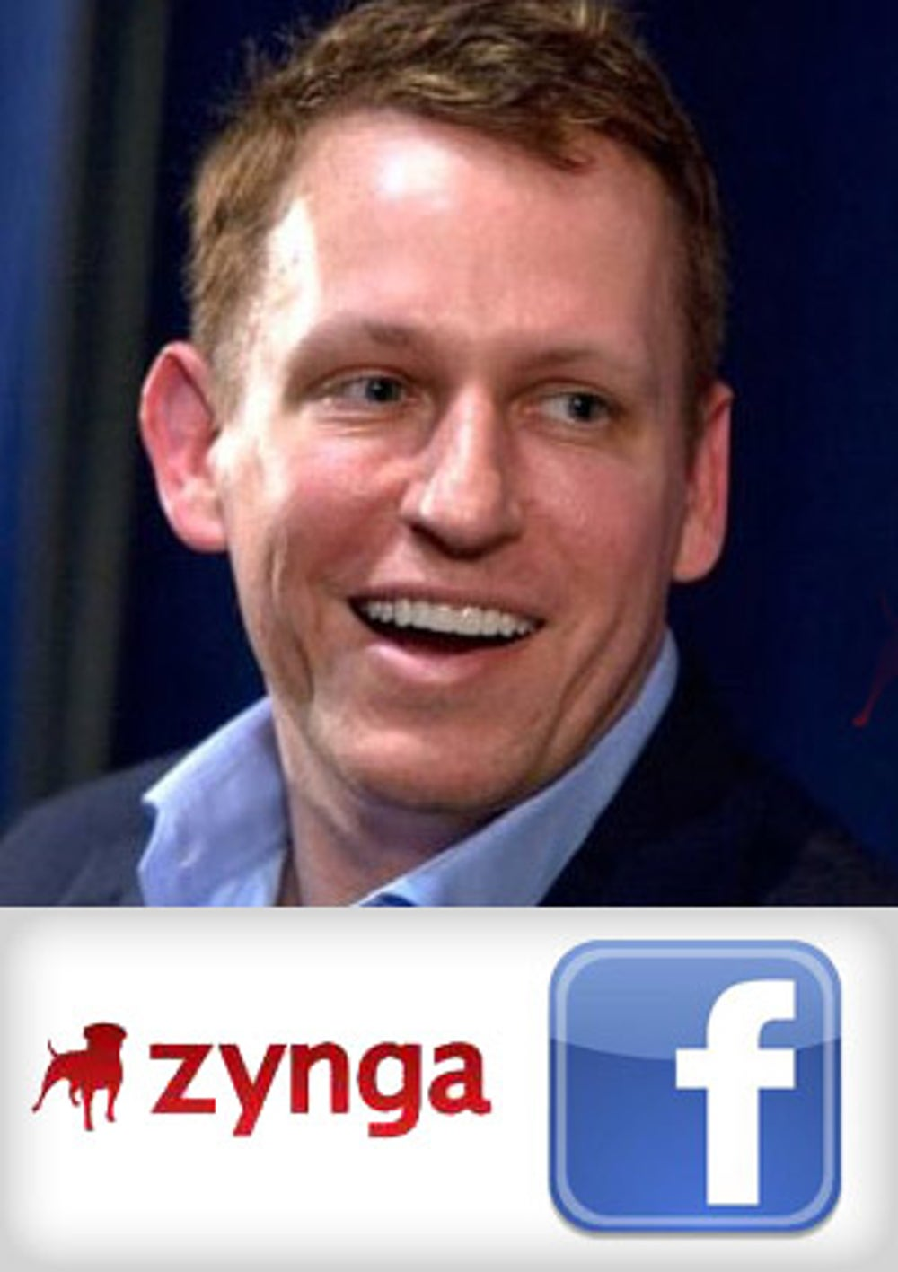 Peter Thiel, investments: Facebook and Zynga