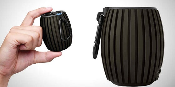 3. Philips SoundShooter Portable Wireless Speaker