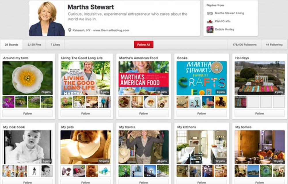 Martha Stewart Living: more is better