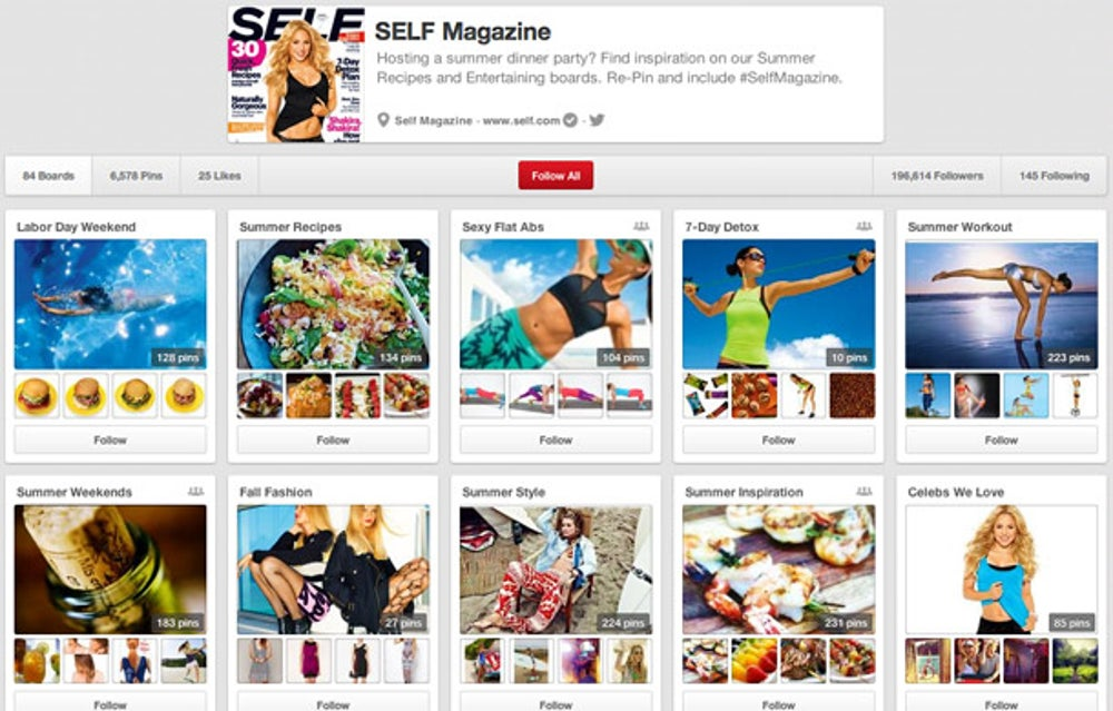 Self Magazine: stay relevant with the times