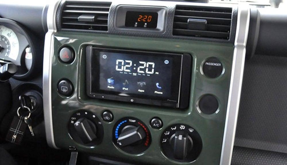 Pioneer Electronics AppRadio