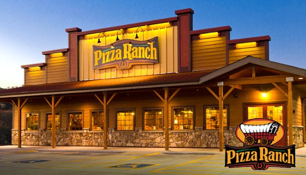 Pizza Ranch - W 18th Street S., Newton, Iowa - Rated based on 92 Reviews