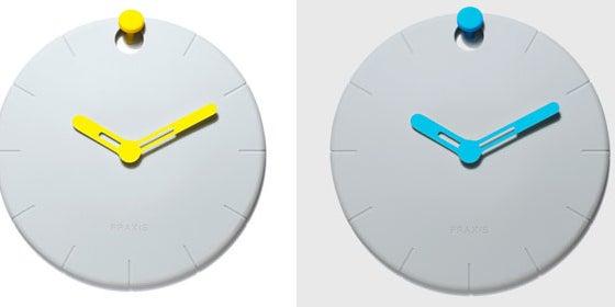 7. Praxis Hoock Clock